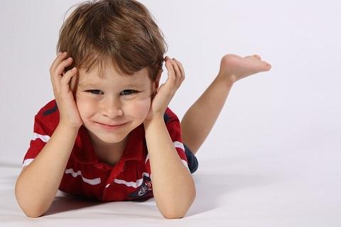 estudio de la pisada para niños
