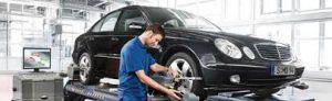 taller especializado en Mercedes Benz