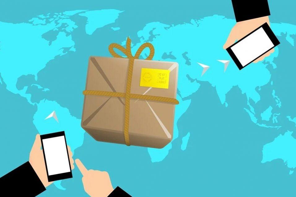 Envío de paquetes internacionales a España de tiendas online